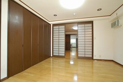 エトワール日本橋201寝室2.jpg