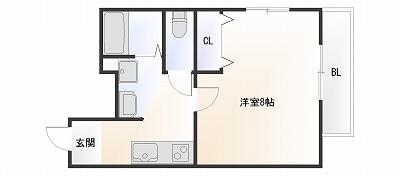 カインド天下茶屋ステイタス405.jpg