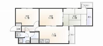 ガーデンコート桜川1号室.jpg