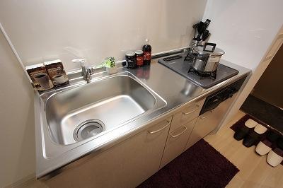 グランフィオーレNAMBA 1号室 キッチン.jpg