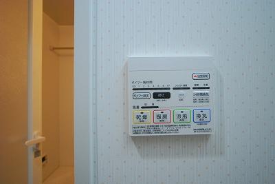 グレイス難波南1LDK浴室乾燥.jpg