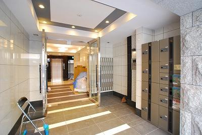 サニーハウス南堀江エントランス.jpg