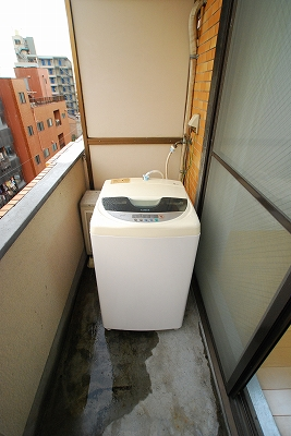 サンパレス難波南洗濯機.jpg