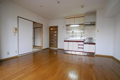 パインブルックマンション305キッチン.jpg