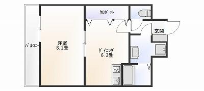 フィレンツェ難波南1DK.jpg