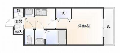 プレサンス難波フィネスト1K.jpg