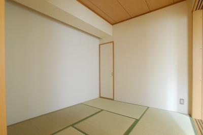 メゾンドロハス難波和室.jpg