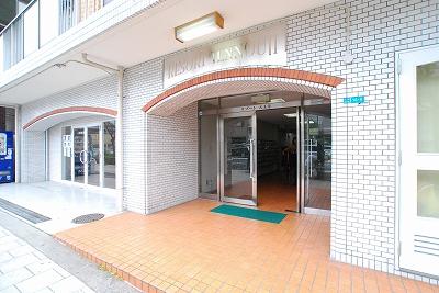 リゾート天王寺1LDKエントランス.jpg