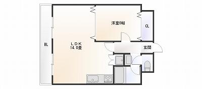 リゾート天王寺1LDK.jpg