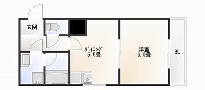 リビエール増井1DK.jpg