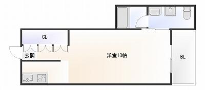 レフィナード桜川603.jpg